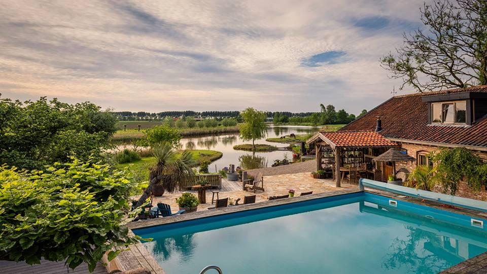 Romantische 4 sterren overnachting in guesthouse ensenada for Design hotel zeeland