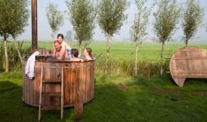 Monumentale boerderij Friesland