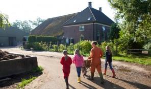 Bijzondere boerderij Gelderland