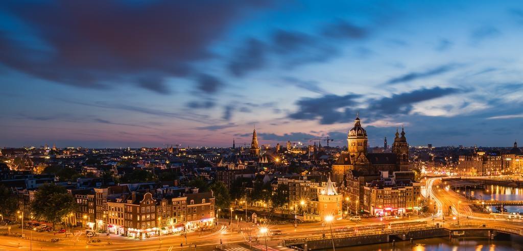 Bijzondere Overnachting Origineel Overnachten Double Tree by Hilton Hotels met prachtig uitzicht over Amsterdam11