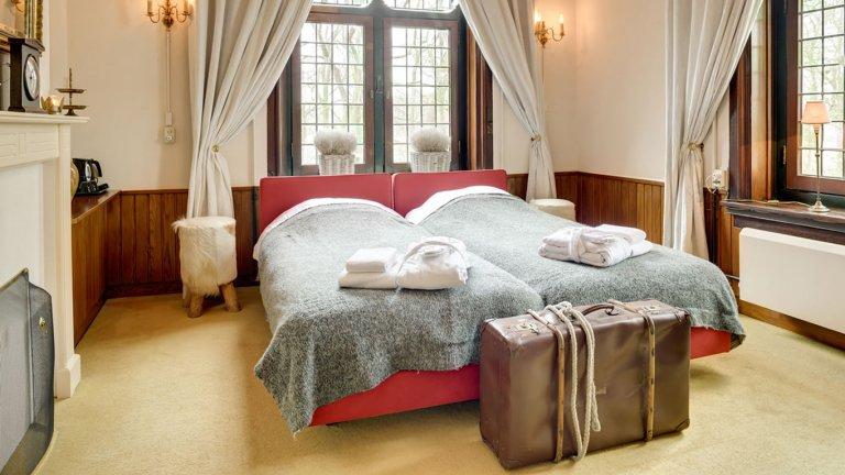 Bijzondere Overnachting Origineel Overnachten Slapen in een kasteel2