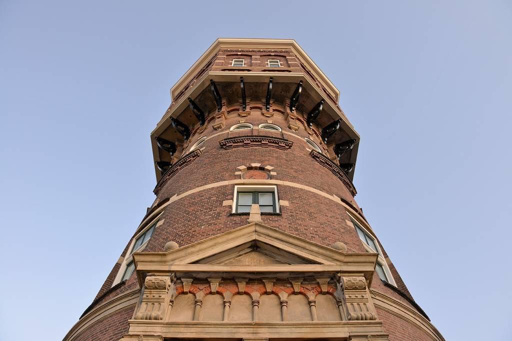 Bijzondere Overnachting Origineel Overnachten Slapen in de voormalig watertoren van Vlissingen29